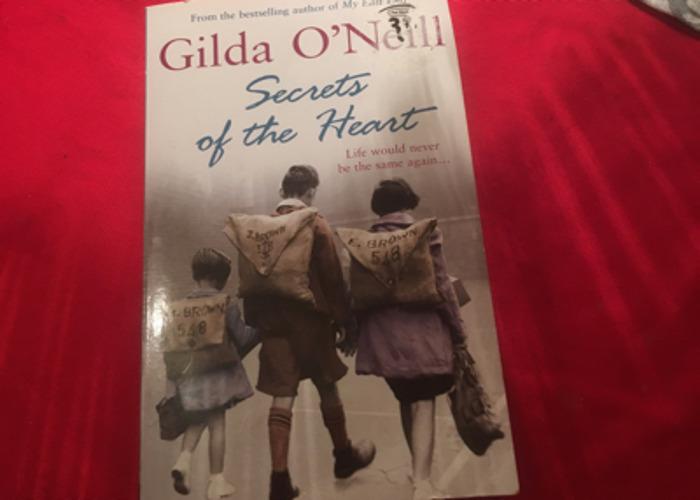 Secret Of The Heart Novel - 1
