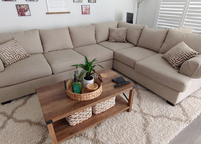 Sectional Couch - 1