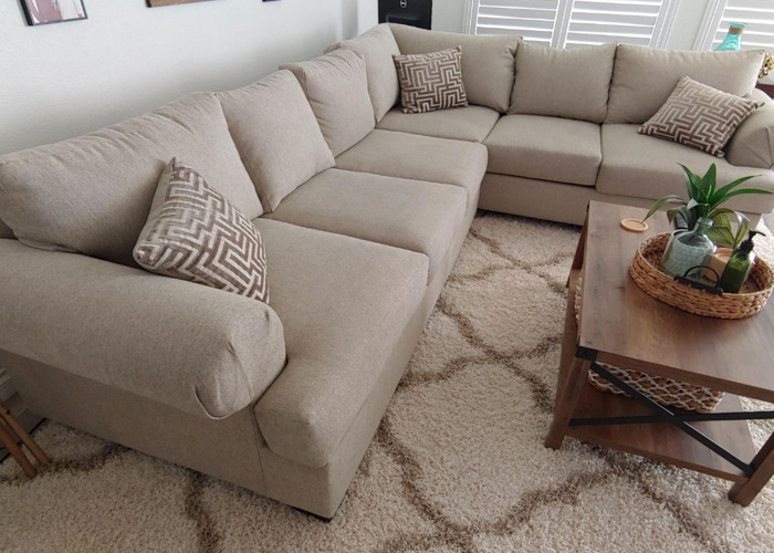 Sectional Couch - 2