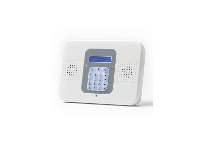 SecuPlace Wireless Alarm Kit With Wireless Connectivity & Built-in GSM - 1
