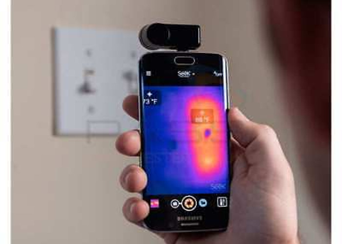Seek Compact XR Thermal camera for Android Smartphone - 2