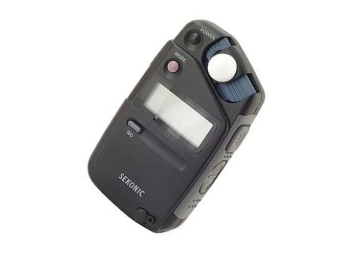 Sekonic 308B Flash Meter - 1