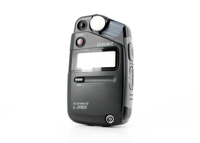 Sekonic 308S lightmeter - 1