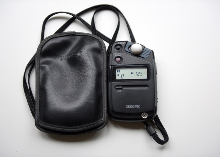 Sekonic L-308 Lightmeter - 1