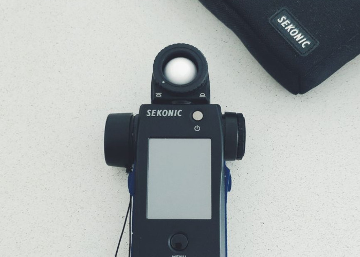 Sekonic L-858D Light Meter - 2