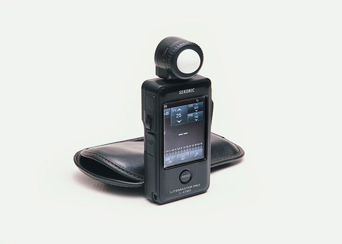 Sekonik L-478D Lite Master Pro Exposure Meter for Film - 1
