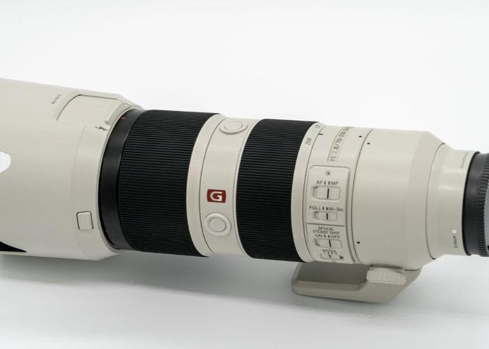 SEL70200GM + 2x extender  - 1