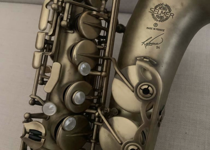 Buy Selmer Reference 54 Alto Saxophone | Fat Llama