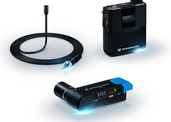 Sennheiser AVX-MKE2 - Wireless lav mic kit - 1