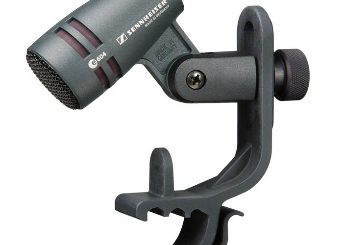 Sennheiser e604 Instrument Microphone  - 1