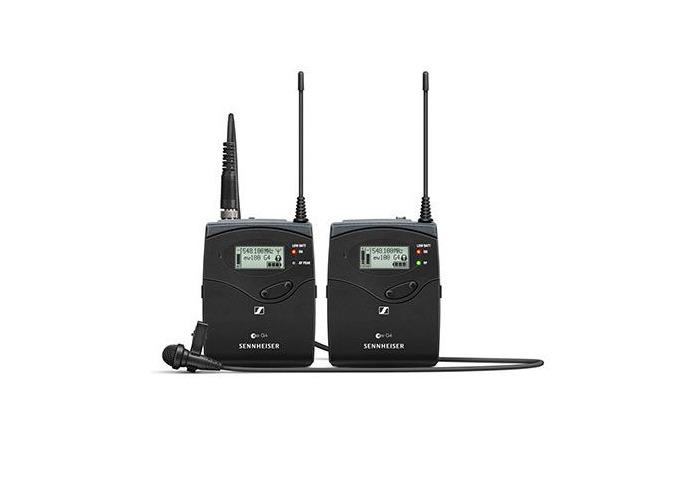 Sennheiser EW 112P G4 Wireless Microphone Kit - 1