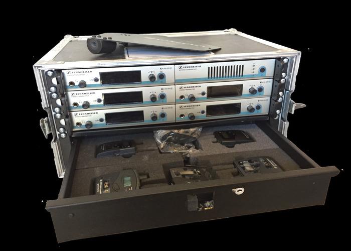 rent wireless in ear monitors sennheiser ew 300 iem g3 gb 5 way rack in london fat llama. Black Bedroom Furniture Sets. Home Design Ideas