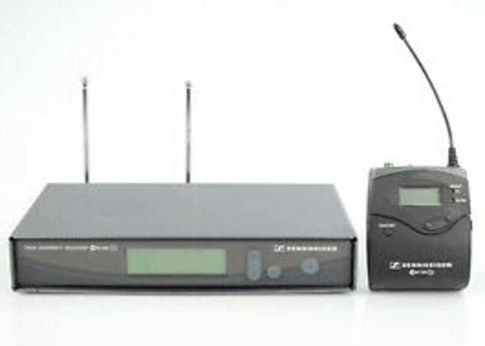 Sennheiser EW G2 Radio Mic - 2