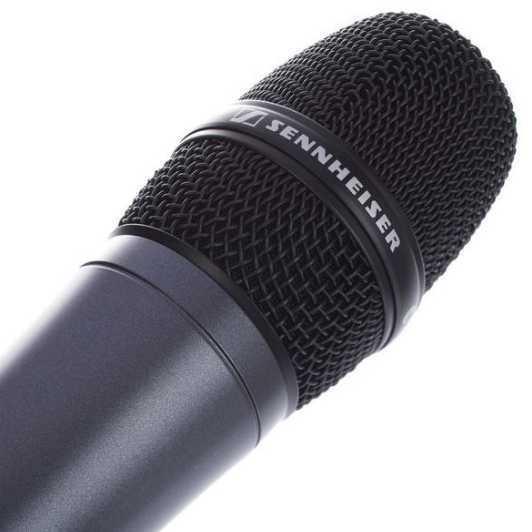Sennheiser EW100 G3 Handheld Wireless Microphone & Receiver - 2