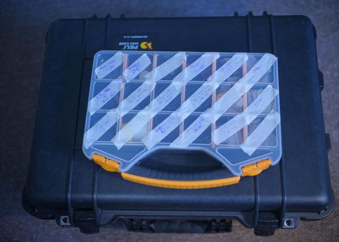 Sennheiser G3's, LAVS, Batteries - 2