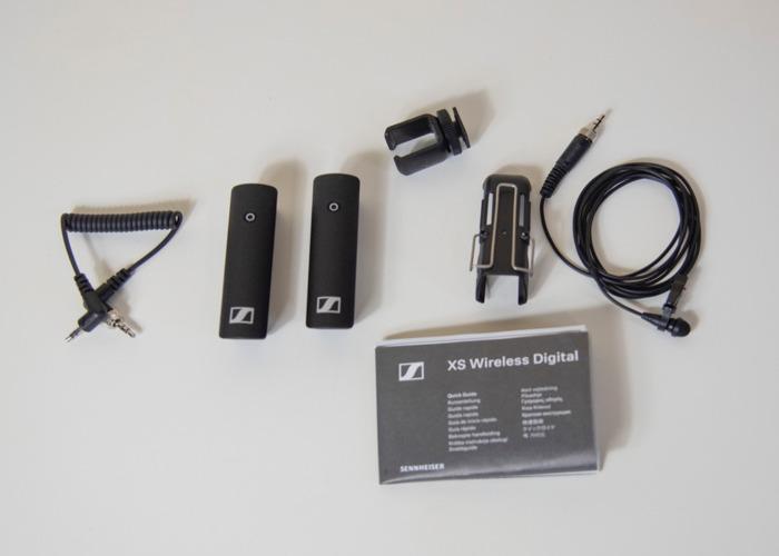 Sennheiser Portable Lav Kit - 1