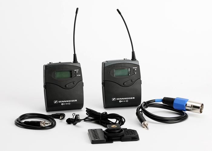 Sennheiser ME 2-II – Omnidirectional Clip-On Lavalier Microphone