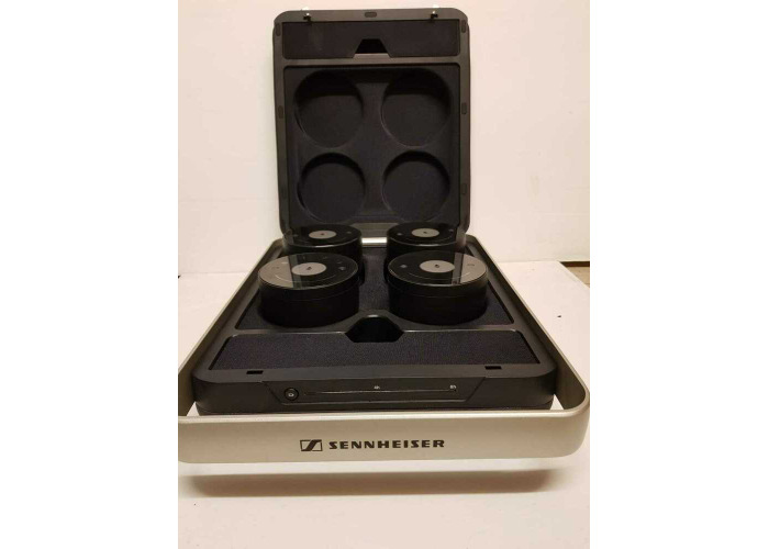 Sennheiser TeamConnect Wireless - Conference Case Set Turnkey Audio Solution UK - 1