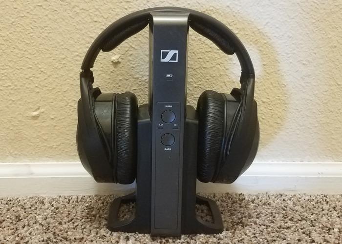 Sennheiser Wireless Headphones - 1