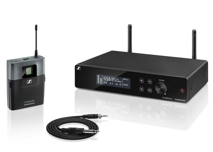 Sennheiser Wireless Instrument Mic Kit - 1