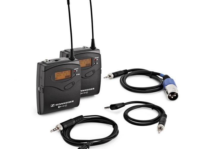 Sennheiser Wireless Lav EW 112-P G3  - 1