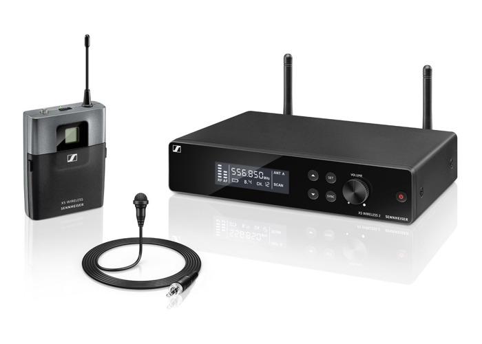 Sennheiser Wireless Lav Mic Kit - 1