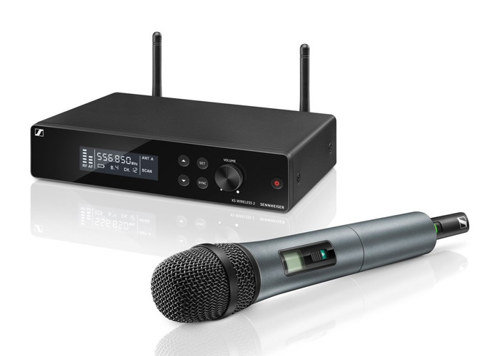 Sennheiser XSW 2 Vocal Wireless Mic Set - 1