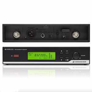Sennheiser XSW 35 Handheld Wireless Microphone & Receiver - 2