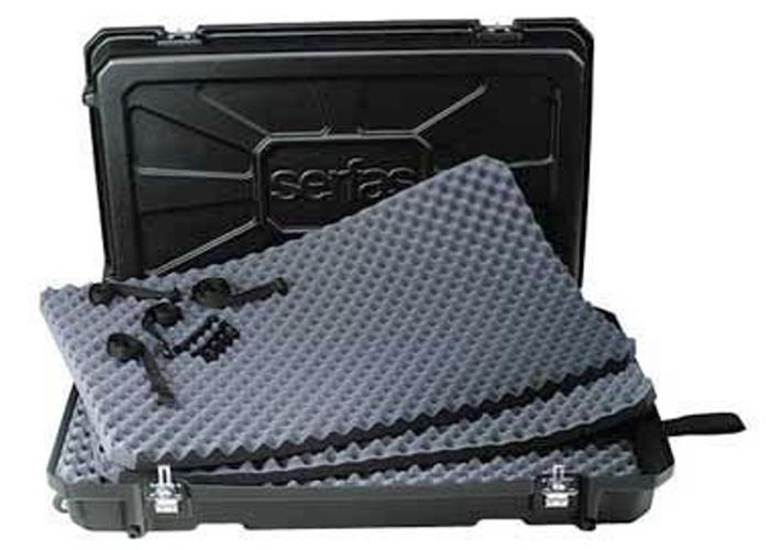 Serfas Bike Armor Travel Case (Bike Box) - 2