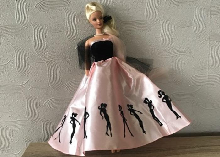 Set of 4 barbie dolls - 2