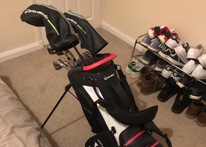 Set of Golf Clubs - 1