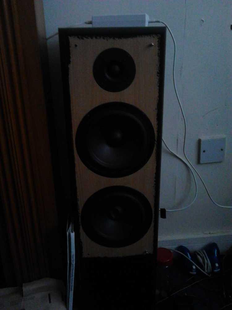 Set of Speakers - 1