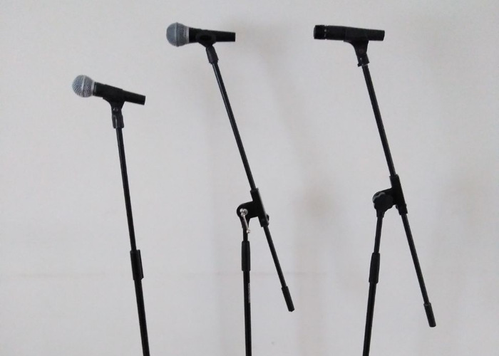 Stage microphones set - 1
