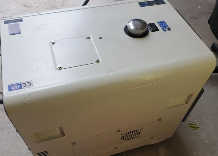 SGS long run diesel generator SDG8000SELR - 2