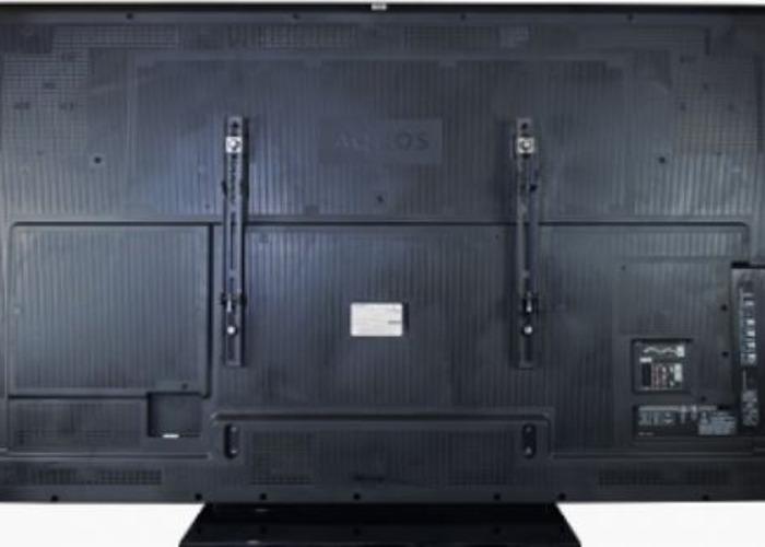 Sharp Aquos 80″ LED TV - 1