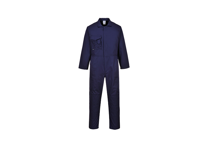 Sheffield Coverall  Navy  Small  R - 1