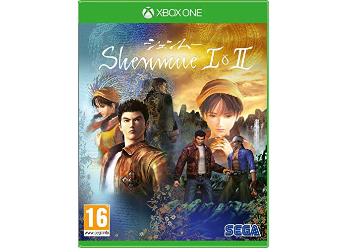 Shenmue I & II (xbox_one) [video game] - 1
