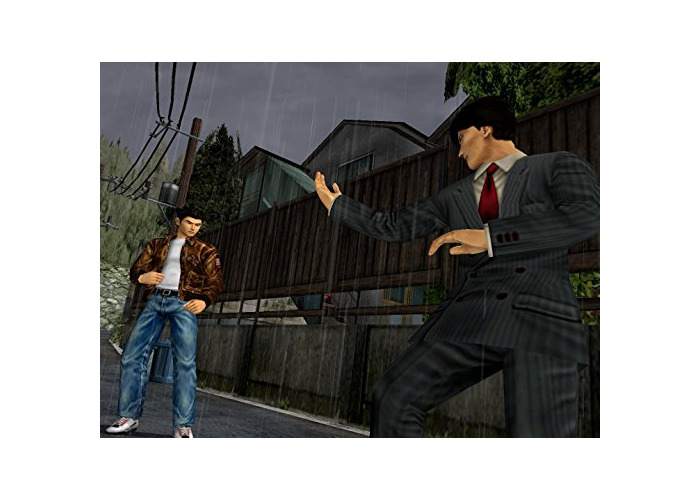 Shenmue I & II (xbox_one) [video game] - 2