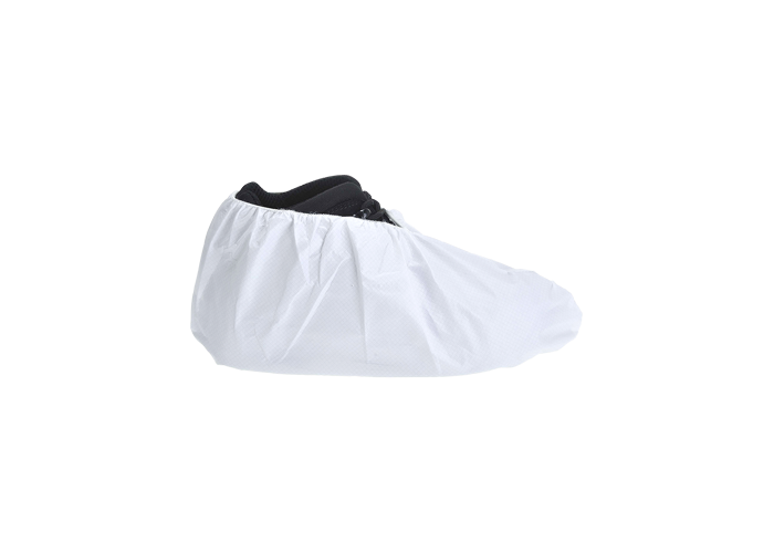 Shoe Cover PP/PE 60g (200)  White    R - 1