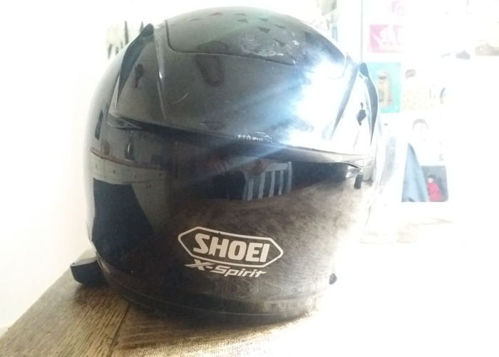 SHOEI helmet as new - 2