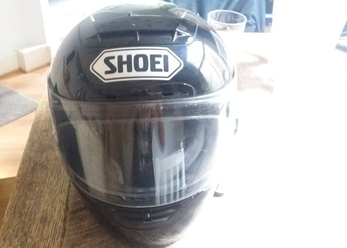 SHOEI helmet as new - 1