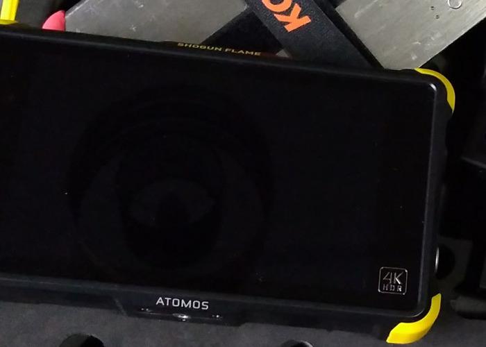 Shogun Flame n16 w/2hr Battery & 960GB Drive - 2
