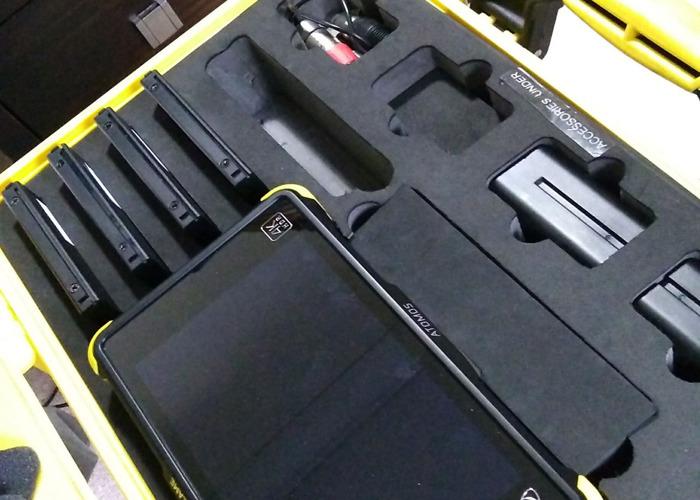 Shogun Flame n16 w/2hr Battery & 960GB Drive - 1