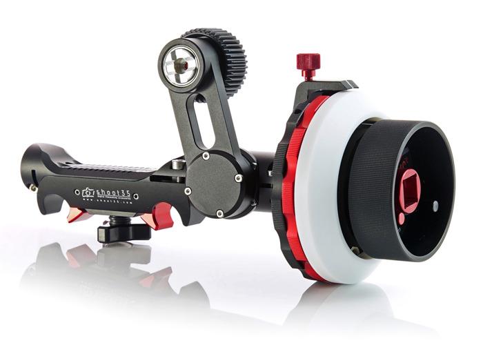 Shoot35 CINEfocus Pro Follow Focus V2 - 1