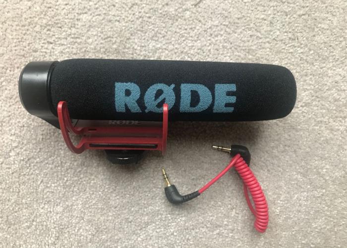 Shotgun Ride Microphone  - 1