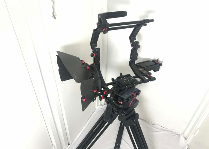 Shoulder Mount/Matte Box for up to 7kg Camera rig - 2