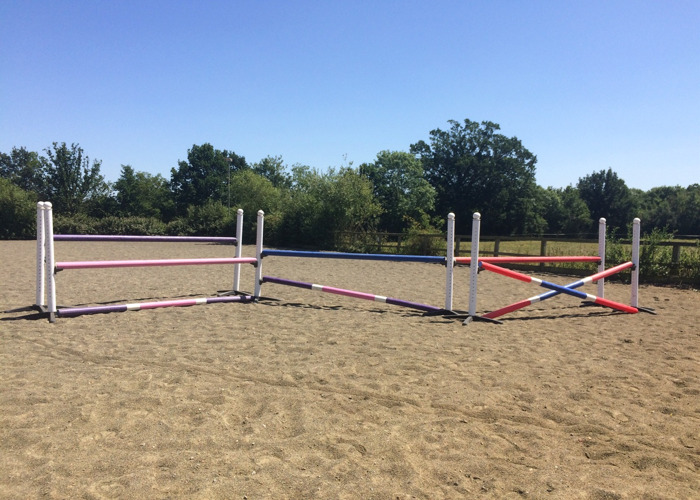 Show jumps - 1