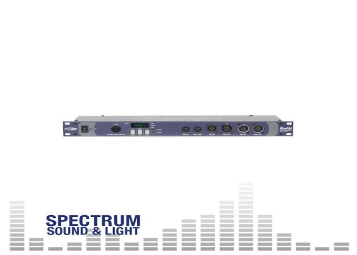 ShowTec - MULTI EXCHANGER - DMX/Analogue Demux [HL-50348] Lighting Controllers D - 1
