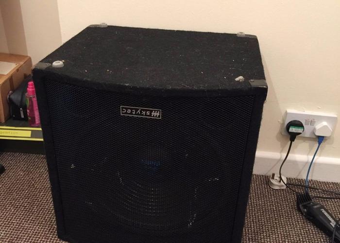 showtec 300W speaker - 2