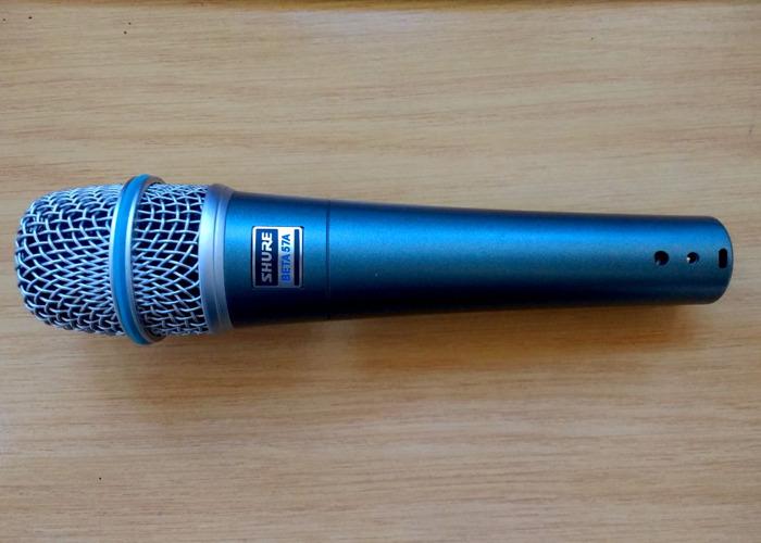 Shure Beta 57A Microphone - 1